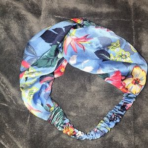 Accessories - Floral Headband